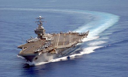 U.S. deploys carrier to contentious South China Sea