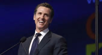 Mandatory Composting? Gavin Newsom Isn't Shying away from his liberal record