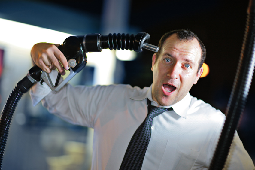 Sacramento claims it needs gas tax hike for roads. That's a lie and here's why: