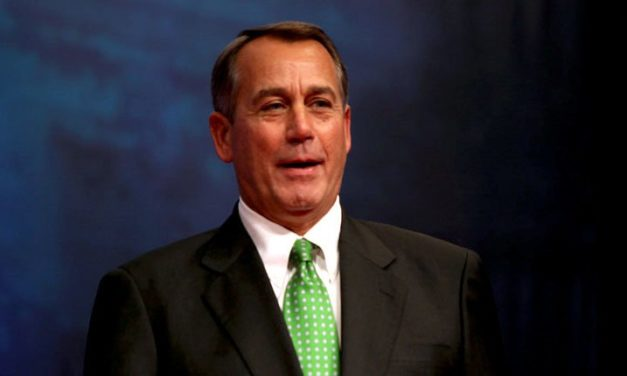 Former Speaker Boehner Joins Board Of Marijuana Corporation