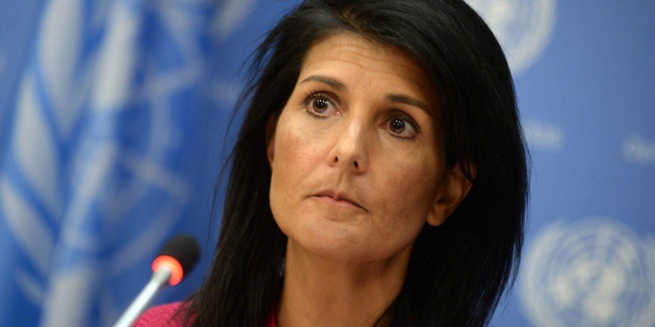 U.S. vetoes UN call for withdrawal of Trump Jerusalem decision